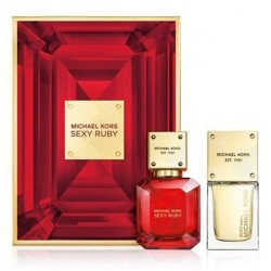 Michael Kors Sexy Ruby Woda perfumowana 30ml spray + Sexy Amber Woda perfumowana 30ml spray