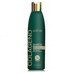Kativa Colageno Shampoo kolagenowy szampon do włosów 250ml