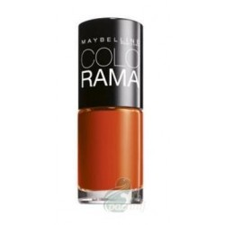 Maybelline Colorama Nail Polish Lakier do paznokci 155 Tangerine 7ml