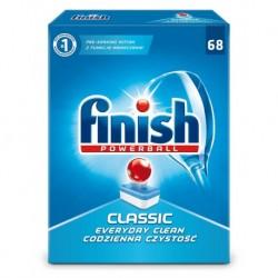 Finish Powerball Classic tabletki do mycia naczyń w zmywarkach 68szt
