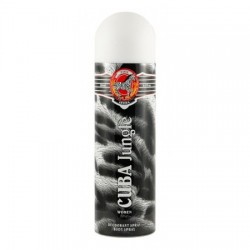 Cuba Original Cuba Jungle Zebra Dezodorant spray 200ml