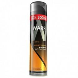 WARS Shaving Foam Classic eneretyzująca pianka do golenia 300ml