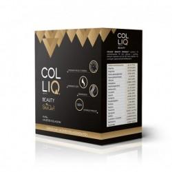 Colliq Beauty Skinax2 suplement diety 14x10g saszetek kolagenu odbudowa włokien kolagenowych 140g