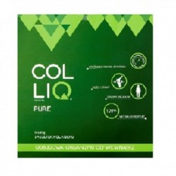 Colliq Pure suplement diety 14x10g saszetek kolagenu odbudowa organizmu od wewnątrz 140g
