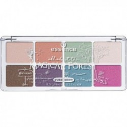 Essence Magical Forest Eyeshadow paleta cieni do powiek 07 Magical Forest 9,5g