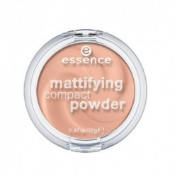 Essence Mattifying Compact Powder puder matujący w kompakcie 04 Perfect Beige 11g