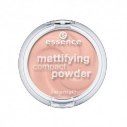 Essence Mattifying Compact Powder puder matujący w kompakcie 11 Light Beige 11g