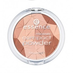 Essence Mosaic Compact Powder puder brązujący 01 Sunkissed Beauty 10g