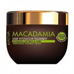 Kativa Macadamia Deep Hydrating Treatment maska do włosów 500ml