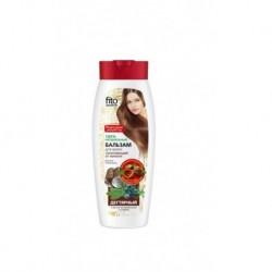 Fito Cosmetics Naturalny dziegciowy przeciwłupieżowy balsam do włosów wzmacniający 270ml