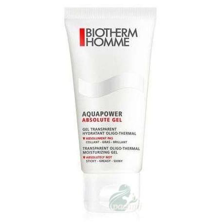 Biotherm Homme Aquapower Absolute Gel Oligotermalny żel nawilżający do twarzy 100ml