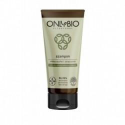 Onlybio Fitosterol szampon do włosów suchych i zniszczonych z olejem z sezamu 200ml