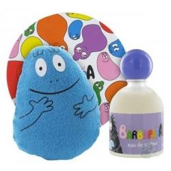 Barbapapa Barbouille dla dziewczynek Woda toaletowa 100ml spray + Pluszak