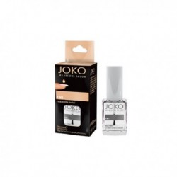 Joko Manicure Salon 3in1 Shine Protection Strenght baza i utwardzacz do paznokci 10ml