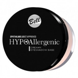 Bell HypoAllergenic Creamy Eyeshadow Base Hypoalergiczna kremowa baza pod cienie 01