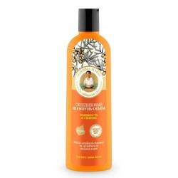 Bania Agafii Zwiększający objętość szampon do wszystkich typów włosów Rokitnik 280ml