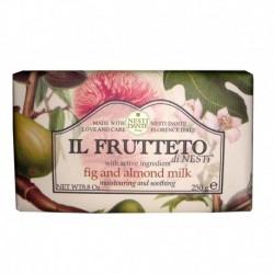 Nesti Dante Il Frutteto Fig And Almond Milk mydło toaletowe 250g