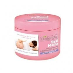 Bielenda Sexi Mama skuteczne masło ujędrniające do ciała dla kobiet w ciązy i po porodzie 200ml