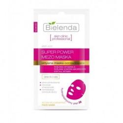 Bielenda Skin Clinic Professional aktywna maska odmładzająca dla cery dojrzałej