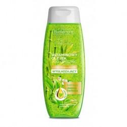 Bielenda Twoja Pielęgnacja witaminowy olejek pod prysznic wygładzający z mikrokapsułkami Bambus & Zielona Herbata 440g