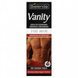 Bielenda Vanity Aloes For Men krem do usuwania zbędnego owłosienia 100ml