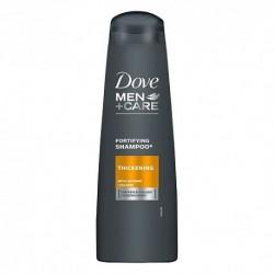 Dove Men + Care Fortifying Shampoo Thickening szampon do włosów osłabionych Caffeine & Calcium 400ml