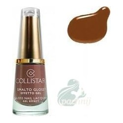 Collistar Gloss Nail Lacquer Gel Effect Żelowy lakier do paznokci 521 Caramello Golosa 6ml