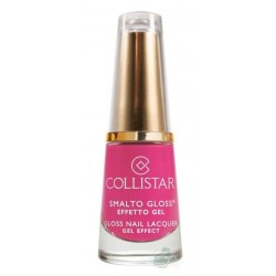 Collistar Gloss Nail Lacquer Gel Effect Żelowy lakier do paznokci 551 Fucsia Frivola 6ml