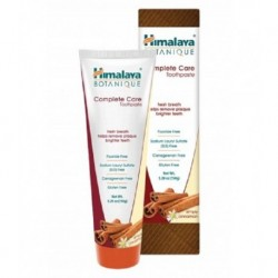 Himalaya Botanique Complete Care Toothpaste pasta do zębów Simply Cinnamon 150g