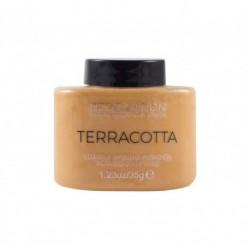 Makeup Revolution Luxury Baking Powder sypki puder Terracotta 35g