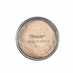Pierre Rene Compact Powder puder w kamieniu 3 Transparent 8g