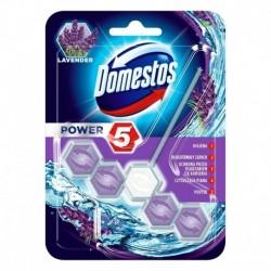 Domestos Power 5 kostka toaletowa Lavender 55g