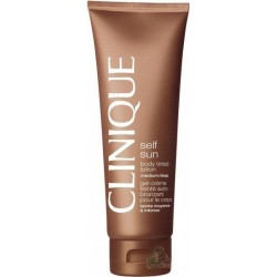Clinique Self Sun Body Tinted Lotion Samoopalacz do ciała Medium/Deep 125ml