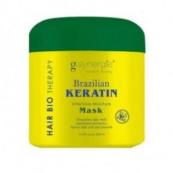 G-Synergie Brazilian Keratin Mask Intensive Moisture maska intensywnie nawilżająca 500ml