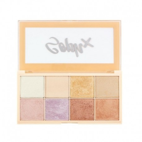 Makeup Revolution SophX Highlighter Palette paleta rozświetlaczy 8x2,5g