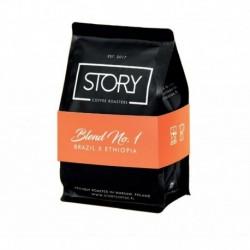 Story Coffee Roasters Blend No.1 kawa palona ziarnista Jaśmin & Marcepan & Kakao & Liczi 1kg