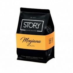 Story Coffee Roasters Brazil Mogiana kawa palona ziarnista Karmel & Czekolada 250g