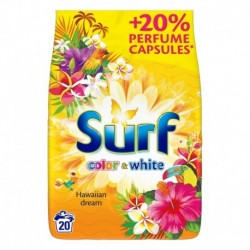 Surf Color & White proszek do prania Hawaiian Dream 1,3kg