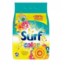 Surf Color proszek do prania do koloru Fruity Fiesta & Summer Flowers 3,9kg