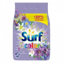 Surf Color proszek do prania do koloru Iris & Spring Rose 3,9kg