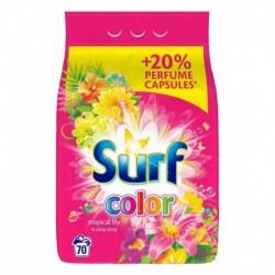Surf Color proszek do prania do koloru Tropical Lily & Ylang Ylang 4,55kg