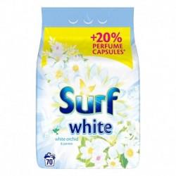 Surf White proszek do prania do bieli Orchid & Jasmine 4,55kg