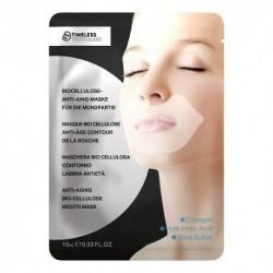 Timeless Truth Mask Anti - Aging Bio - Cellulose Mouth Mask przeciwzmarszczkowa maska do ust 10ml