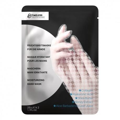 Timeless Truth Mask Moisturizing Hand Mask nawilżające nawilżająca maska do rąk w formie rękawiczek 2x25ml