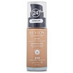 Revlon ColorStay With Pump Makeup Podkład z pompką do cery normalnej i suchej 250 Fresh Beige 30ml