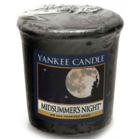 Yankee Candle Votive Świeczka zapachowa Midsummer`s Night 49g