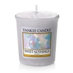 Yankee Candle Votive Świeczka zapachowa Sweet Nothings 49g