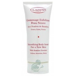 Clarins Smoothing Body Scrub For A New Skin - Peeling do ciała 200ml