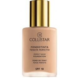 Collistar Fondotinta Tenuta Perfetta Podkład płynny perfekcyjnie trwały SPF10 nr 1 30ml