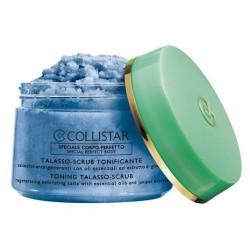 Collistar Talasso Scrub Tonificante Sole Peeling do ciała z olejkami eterycznymi 700g